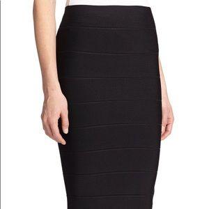 BCBGMAXAZRIA Lager Bandage Stretch Pencil Skirt
